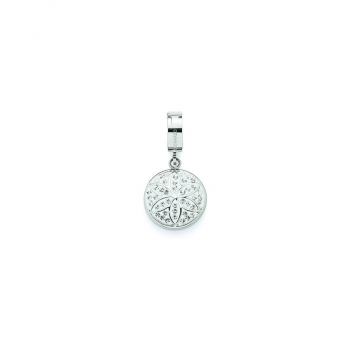 Leonardo Anhänger 015501 Luccichio Darlin´s Einhänger Damen Silber