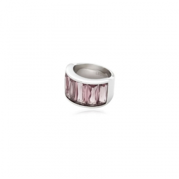 Leonardo Damenring 13997 Gr 18 Ring Intense Silber Neuheit