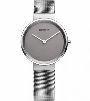 Bering Damenuhr 14531-077 Grau Uhr Armbanduhr