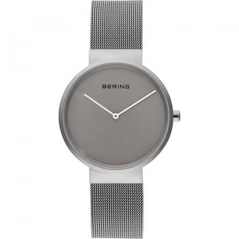 Bering Herrenuhr 14539-077 Grau Uhr Armbanduhr Damenuhr