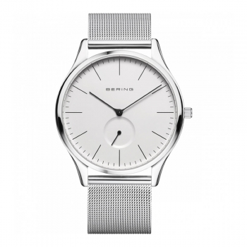 Bering Herrenuhr 16641-004 Classic Silber Herren Uhr Armbanduhr