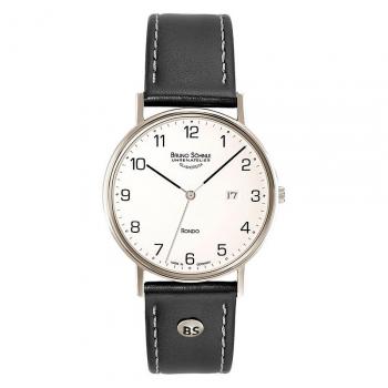 Bruno Söhnle Glashütte/SA  Herrenuhr 17-13105-221 Business Uhr Armbanduhr Rondo