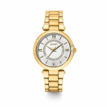 Joop Damenuhr 2022847 Damen Uhr Armbanduhr Gold