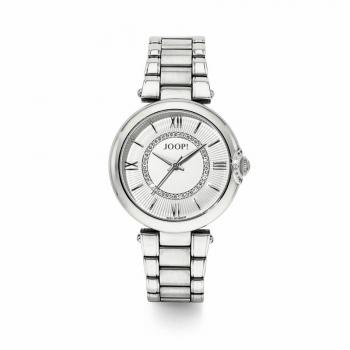 Joop Damenuhr 2022848 Damen Uhr Armbanduhr Silber