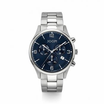 Joop Herrenuhr 2022868 Chronograph Armbanduhr Uhr Silber