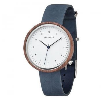 Kerbholz Damenuhr 4251240402574 Herrenuhr Heinrich Walnuss Holz Holzuhr Uhr