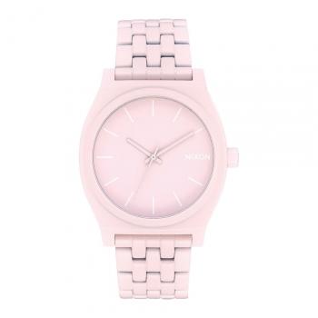 Nixon Damenuhr A045-3164 TimeTeller All Matte Petal Armbanduhr Rose