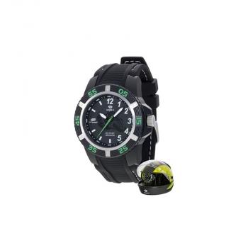 MAREA Herrenuhr B35232-53 Uhr Sport schwarz Armbanduhr Motorrad Motorbike