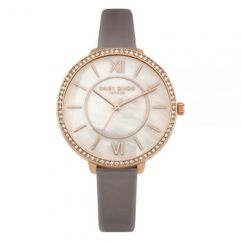 Daisy Dixon London Damenuhr DD088ERG Bella Armbanduhr Uhr Leder Gold