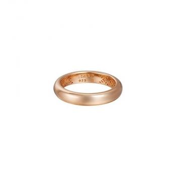 Esprit Damenring ESRG91863C Damen Ring Silber Rose Gr 17