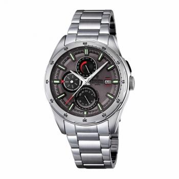 Festina Herrenuhr F16876-3 Sport Business Multifunktion Uhr