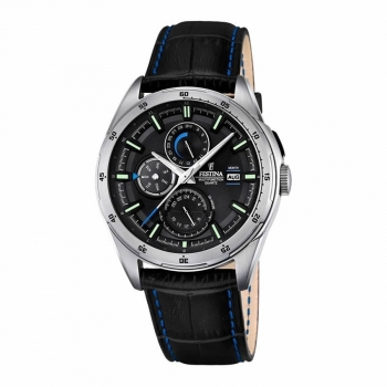 Festina Herrenuhr F16877-4 Sport Business Multifunktion Uhr
