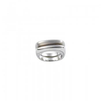 Fossil Damenring JF83796 Silber Neuheit
