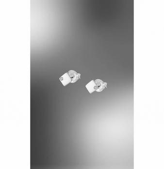 Lotus Ohrringe LP1719-4-1 Viereck Ohrstecker Ohrschmuck echt Silber