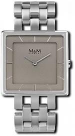 M&M Damenuhr Herrenuhr M11883-147 Designer Uhr