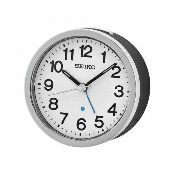 Seiko Wecker QHE138K Uhr Alarm Tischuhr Weckuhr