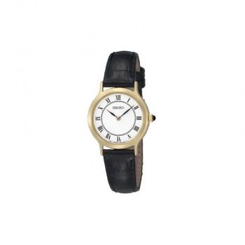 Seiko Damenuhr SFQ830P1 Uhr Armbanduhr Damen Uhr Klassik