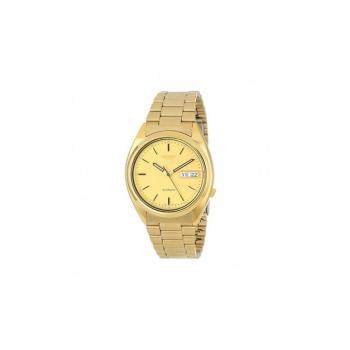 Seiko Herrenuhr SNXL72K Armbanduhr Automatik Gold Uhr