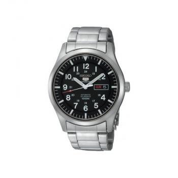 Seiko Herrenuhr SNZG13K1 Seiko 5 Armbanduhr Automatik Uhr Sports