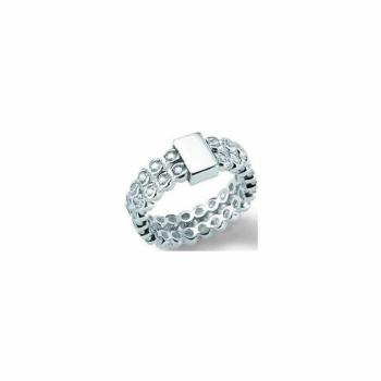 s.Oliver Damenring SO206-1 Silber Damen Ring Gr.54