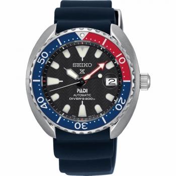 Seiko Herrenuhr SRPC41K1 TURTLE Diver Padi Prospex Sea Uhr Armbanduhr