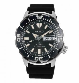 Seiko Herrenuhr SRPD27K1 Monster Prospex Automatic Diver Armbanduhr Special Edition