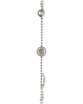 Traumfänger Damen Armband TFB01SS Silber Fußkettchen Armkette