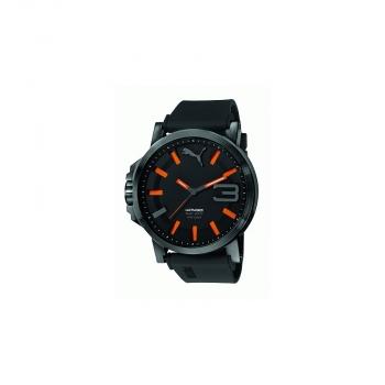 Puma Herrenuhr pu103911001 TIme Ultrasize Uhr Black Orange