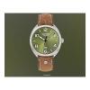 Bruno Söhnle Glashütte/SA Herrenuhr 17-13209-661 Armbanduhr Uhr La Spezia II Grün