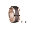 Bering Damenring  Rose Ring 2-teilig Set Arctic Symphony Collection Gr.55 A1