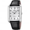 Festina Herrenuhr F20464-1 Uhr Armbanduhr sehr flach 5 mm Leder