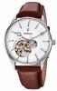 Festina Herrenuhr F6846-1 Leder Herren Uhr Automatik Business