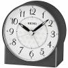 Seiko Wecker QHE136K Uhr Tischuhr Schwarz