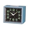 Seiko Wecker QHK024L Klingel-Alarm Geräuschlos LumiBrite Uhr