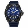 Seiko Herrenuhr SRPD09K1 Samurai Prospex Automatic Diver Armbanduhr Special Edition