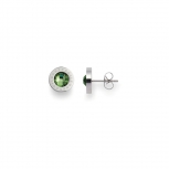 Leonardo Ohrringe 015105 Ohrstecker matrix Green