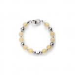 Leonardo Damen Armband 015147 Damenarmband Intenso gold
