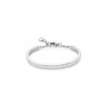 Leonardo Damen Armband 015162  Armreif Brillante Silber Edelstahlarmspange
