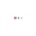 Leonardo Ohrringe 015782 Ohrstecker matrix  Pink