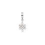 Leonardo Anhänger 015886 Charm Unita Darlin´s Clip Silber