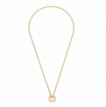 Leonardo Damen Kette 015903 Halskette gold Piccola Darlin's