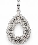 Leonardo Anhänger 016091  Silber Charms Darlin's Splendore
