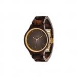 Kerbholz Damenuhr 0612524231336 Herrenuhr Lamprecht Sandalwood Holz Holzuhr Uhr