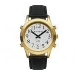 Herrenuhr 1-109623 sprechende Armbanduhr Blindenuhr Sprachansage