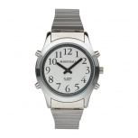 Herrenuhr 1-109625 sprechende Armbanduhr Blindenuhr Sprachansage