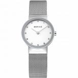 Bering Damenuhr 10122-000 XS Classic Silber Uhr Armbanduhr