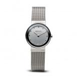 Bering Damenuhr 10126-000 Classic Silber Uhr Armbanduhr Schmuckuhr