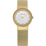 Bering Damenuhr 10126-334 Classic Gold Uhr Armbanduhr