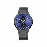 Bering Herrenuhr 11741-727 Uhr Titan Armbanduhr Antiallergisch