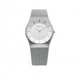 Bering Damenuhr 11930-001 Classic Silber Uhr Damenuhr Armbanduhr